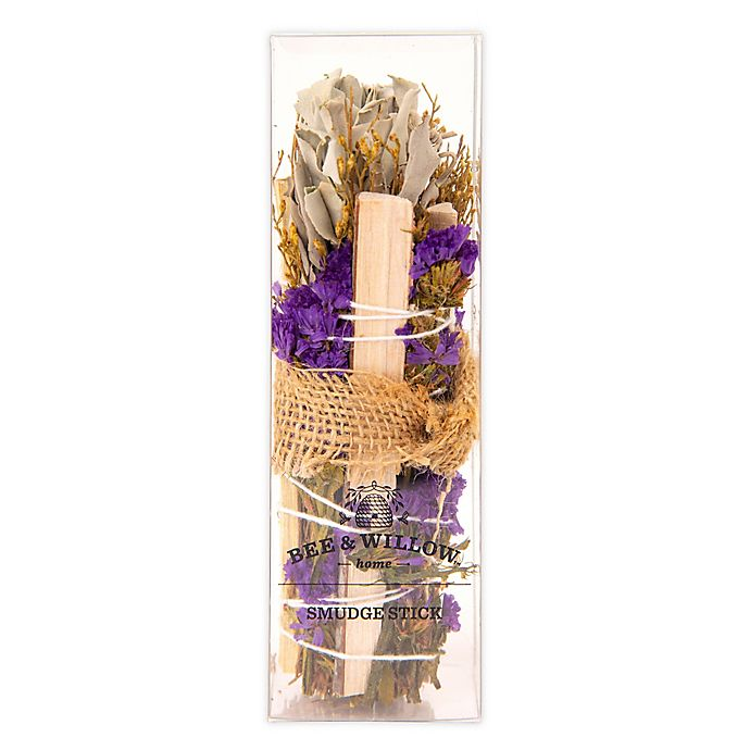 Alternate image 1 for Bee & Willow™ Home Smudge Stick in Purple/Green
