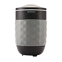 Brookstone® 1.93 oz. Portable Ultrasonic Aroma Diffuser in Black