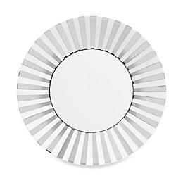 Wedgwood® Jasper Conran Platinum Striped Accent Plate