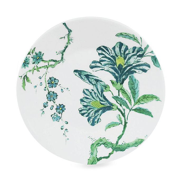 Alternate image 1 for Wedgwood® Jasper Conran Chinoiserie Bread and Butter Plate in White
