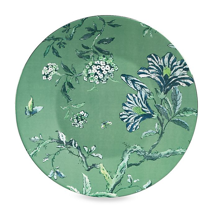Alternate image 1 for Wedgwood® Jasper Conran Chinoiserie 9-Inch Plate in Green