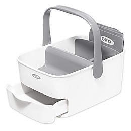 OXO Tot® Diaper Caddy with Changing Mat