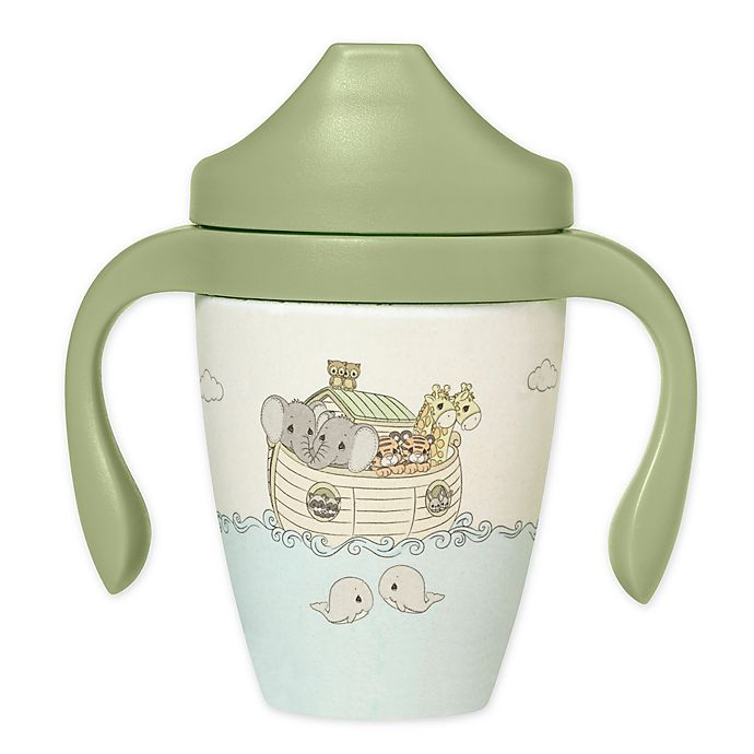 Alternate image 1 for Precious Moments® 10 oz. Animal Sippy Cup