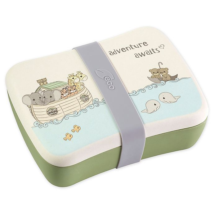 Alternate image 1 for Precious Moments® Noah's Ark Lunch Box
