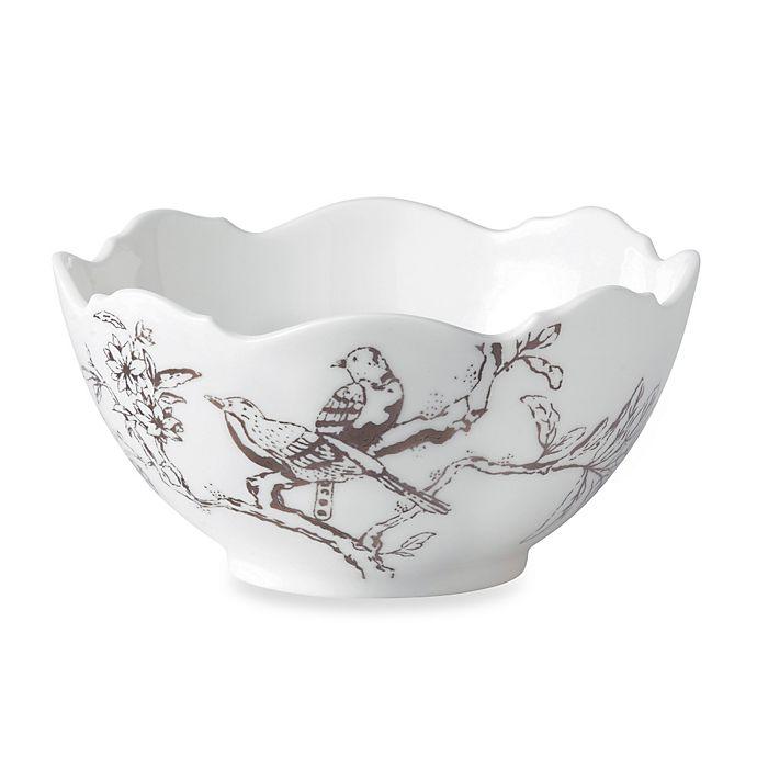 Alternate image 1 for Wedgwood® Jasper Conran Chinoiserie Gift Bowl in Platinum
