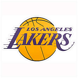 NBA Los Angeles Lakers Mini Primary Logo Graphic Decal
