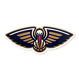 NBA New Orleans Pelicans Mini Primary Logo Graphic Decal
