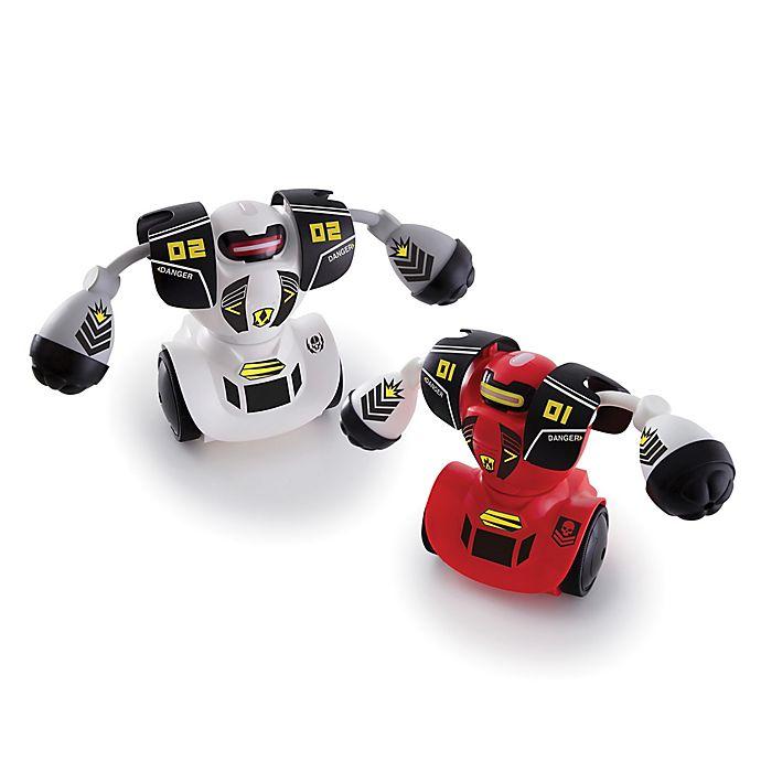 Alternate image 1 for Sharper Image® Robot Combat Remote-Control Set