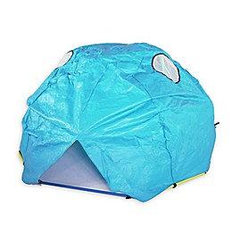 Sportspower Dome Climber with Cover in Turquoise