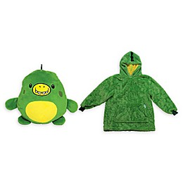 Huggle™ Pets Dinosaur Pet and Hoodie in Green