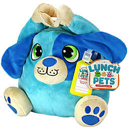 Lunch Pets™ HungryPup™ Plush Animal Lunch Box in Blue