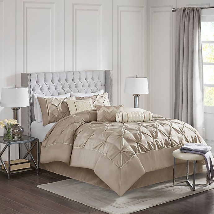 Alternate image 1 for Madison Park Laurel Bedding Collection
