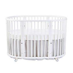 Stokke® Sleepi™ Crib Bed Skirt by Pehr in Grey