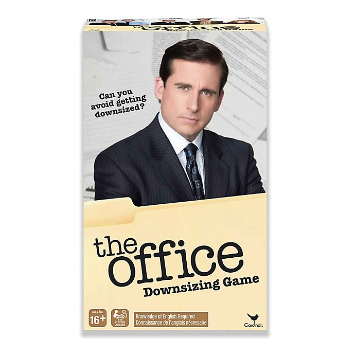 Alternate image 1 for Spin Master™ The Office Retro Game