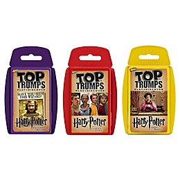 Harry Potter™ Movies 3-5 Top Trumps Bundle Card Game