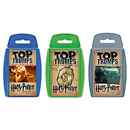 Harry Potter™ Movies 6-8 Top Trumps Bundle Card Game