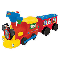Kiddieland Disney® Mickey Mouse Choo Choo Train