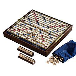 Scrabble Deluxe Travel Board Game