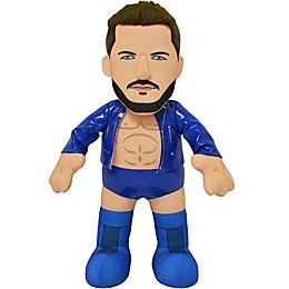 Bleacher Creatures™ WWE Finn Balor Unmasked Blue Gear Plush Figure