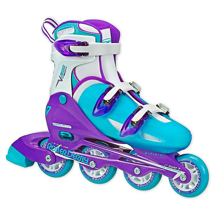 Alternate image 1 for V-Tech® 500 Adjustable Inline Skates