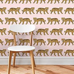 Marmalade™ Cheetah Peel & Stick Vinyl Wallpaper