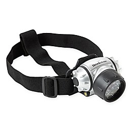 Brookstone® 21-LED Headlamp in Black