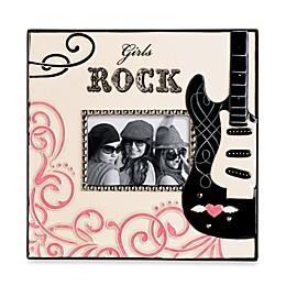 Girls Rock Ceramic Frame
