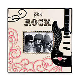 Girls Rock Ceramic Frame
