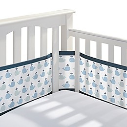 BreathableBaby® Breathable Mesh Crib Liner