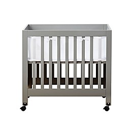 BreathableBaby® Mesh Crib Liner for Portable Cribs and Cradles