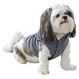 Therapedic® Small Weighted Pet Vest in Grey
