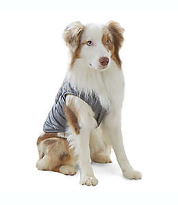 Chaleco con peso para perro, Therapedic® talla grande en gris