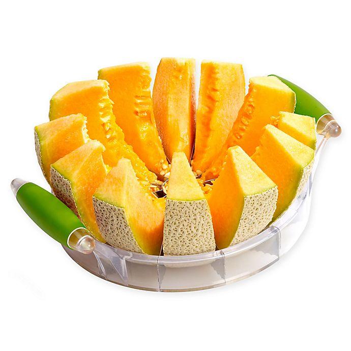 Alternate image 1 for Pro Freshionals® Stainless Steel Fruit Slicer