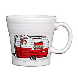 Fiesta® Christmas Trailer Tapered Mug
