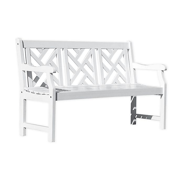 Alternate image 1 for Vifah Bradley Patio Furniture Collection