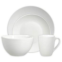 White Porcelain Caterer's Dinnerware Collection