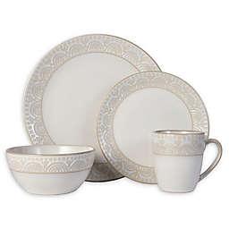 Pfaltzgraff® Amelia Cream 16-Piece Dinnerware Set