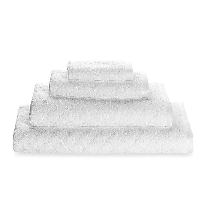 Alternate image 1 for Wamsutta® PimaCott® Jacquard Towel Collection