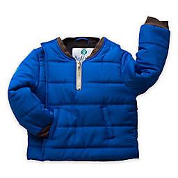 Buckle Me Baby Coat Size 2T Deapest of Oceans Coat