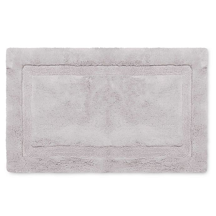 Plush Microcotton Bath Rug