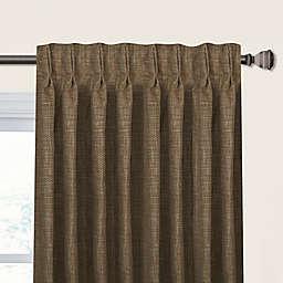 Tweak Pinch Pleat/Back Tab Window Curtain Panel (Single)