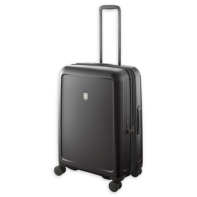 Alternate image 1 for Victorinox Swiss Army Connex Hardside Spinner Checked Luggage