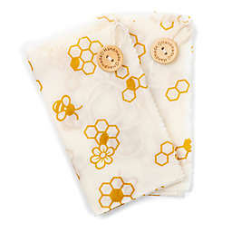 Core Kitchen Beeswax Sandwich Wraps (Set of 2)