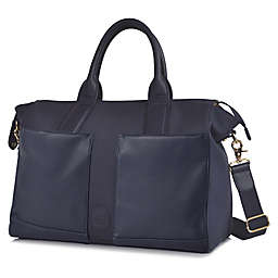 PacaPod Croyde Tote Diaper Bag in Navy