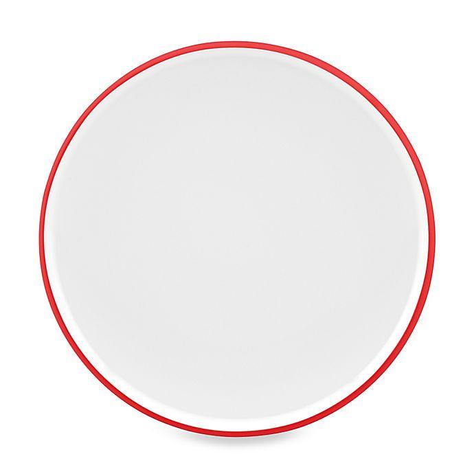 Alternate image 1 for Dansk® Kobenstyle 8 1/2-Inch Salad Plate in Red