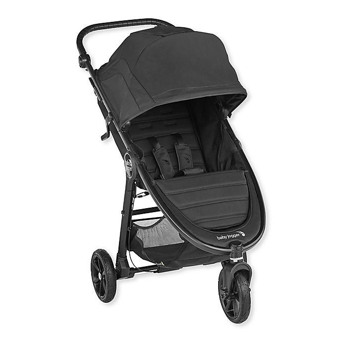 Alternate image 1 for Baby Jogger® City Mini® GT2 Stroller in Jet