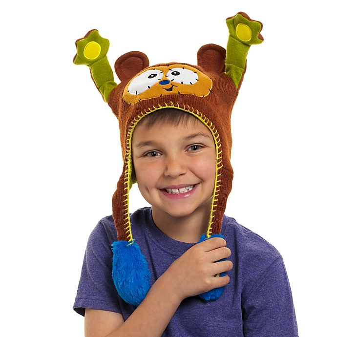 Flipeez Hats: Flipeez™ Huggy Monkey Action Hat