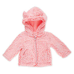 Free Country Hooded Toddler Jacket in Coral
