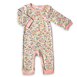 Modern Baby Floral Coverall