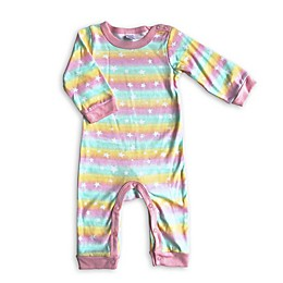Modern Baby® Rainbow Star Coverall